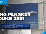 Boeing Pangkas Produksi Seri 787
