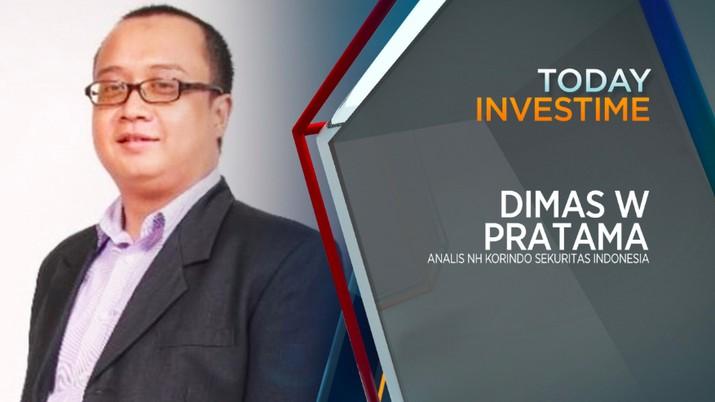 Dimas W Pratama, Analis NH Korindo Sekuritas Indonesia