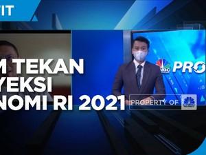 Ekonom: Intervensi PPKM Tekan Proyeksi Ekonomi RI di 2021