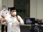 Tambah Terus, Belanja Prabowo di 2022 Capai Rp 133 T!