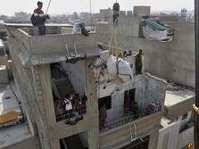 Sapi Turun dari Atap, Nih Cara Pakistan Jualan Hewan Kurban