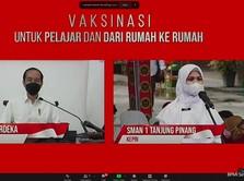 Siswa/i Curhat 'Kangen' Sekolah, Kapan Dibuka Pak Jokowi?