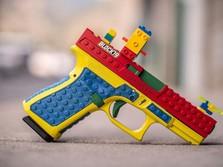 Heboh, Pistol Mirip Lego Buat Geger AS