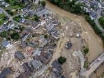 Parahnya Banjir Jerman, Telan Nyawa Lebih 120 Orang