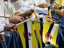 Fakta Kasus Covid Brunei yang Meledak, Naik Ratusan Persen