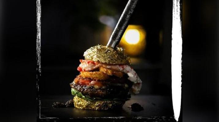 Burger Termahal Dunia (dedaltonsvoorthuizen/Instagram)