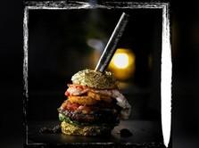 Dijual Rp 86 Juta, 'The Golden Boy' Burger Termahal di Dunia