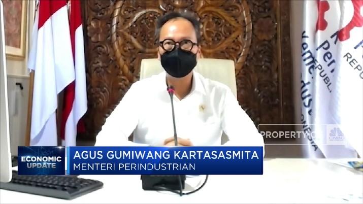 Efek Stimulus PPN, Penjualan Properti Hingga Semen & Keramik Naik (CNBC Indonesia TV)