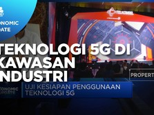 Kemenperin Fokuskan Penggunaan Teknologi 5G Kawasan Industri
