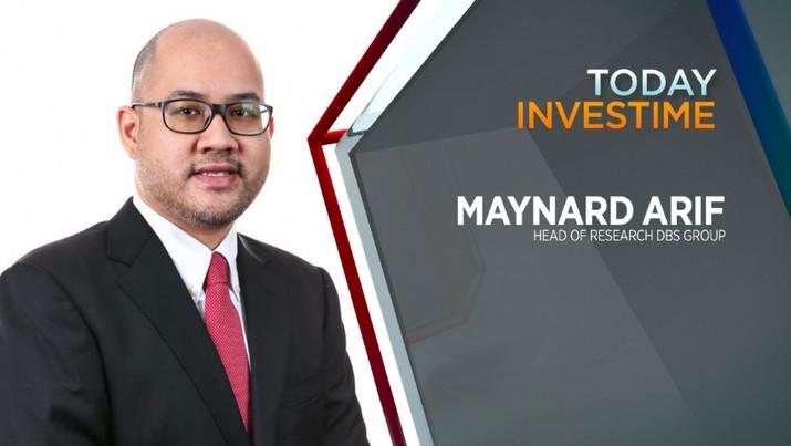Maynard Arif, Head of Research DBS Group