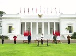 Jokowi Perintahkan TNI Kawal Distribusi Paket Obat Isoman
