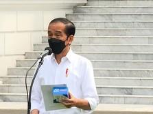Nih, Tiga Paket Obat & Vitamin Covid-19 yang Dibagikan Jokowi
