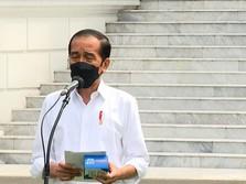 Jokowi: Paket Obat Isolasi Mandiri Tak Diperjualbelikan!