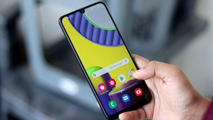 Samsung Galaxy M22 (Ist Yoow.org)
