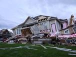 Diterjang Tornado, Ini Potret Rumah-rumah Hancur di Kanada
