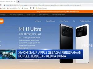 Xiaomi Salip Apple Sebagai Perusahaan Terbesar Ke 2 Dunia