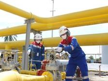 Pertagas Niaga Kembali Salurkan Gas ke PIM Aceh