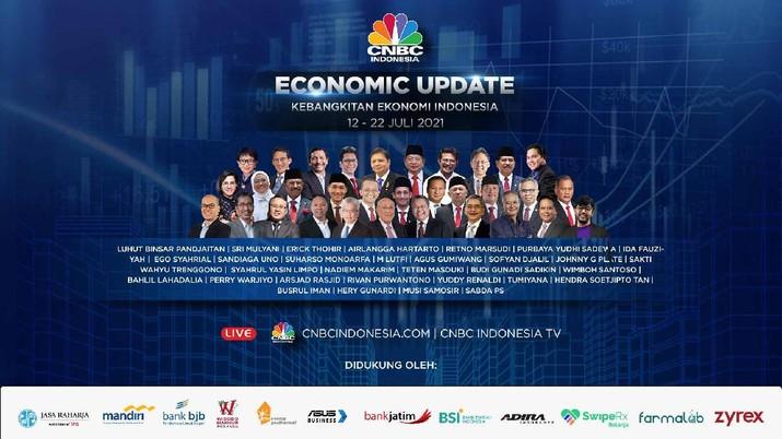 Economic Update CNBC Indonesia