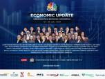 Catat! 3 Menteri Bakal Buka-bukaan di Economic Update Besok