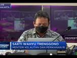 Menteri KP Targetkan Ekspor Udang RI Masuk 5 Besar di 2024