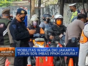 DKI Jakarta Siap Terapkan Perpanjangan PPKM Darurat