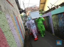 Positif Covid, 88.292 Warga Jakarta Terpaksa Isolasi Mandiri
