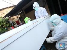 RI & Malaysia Sama-sama Pecahkan Rekor Kematian Covid-19