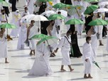 Biasanya Jutaan Orang, Haji Saat Corona Cuma 60 Ribu Jamaah