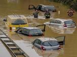 Penampakan Banjir Bandang Eropa, 170 Orang Meninggal