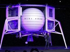 Perusahaan Jeff Bezos Tuntut NASA Gegara SpaceX, Ada Apa?