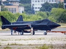 Rusia Rilis Jet Tempur 'Siluman' Pesaing F-35, Putin Hadir!