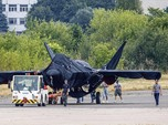 Misterius! Tampang Jet Tempur Siluman Baru Rusia, Lawan F-35