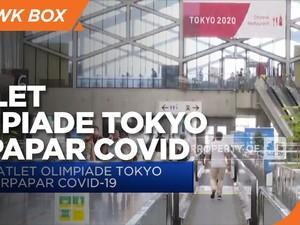 3 Atlet Olimpiade Tokyo Terpapar Covid-19