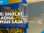 Anies Minta Warga DKI Jakarta Sholat Idul Adha di Rumah