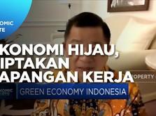 Bappenas:Ekonomi Hijau Mampu Tarik Investasi & Lapangan Kerja