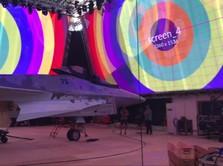 Beredar, Penampakan Terbaru Jet Tempur 'Siluman' Pesaing F-35