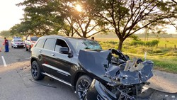 Investigasi Mobil Bos Garansindo Ringsek tapi Airbag Tak Keluar, Tak Ada Cacat Produksi