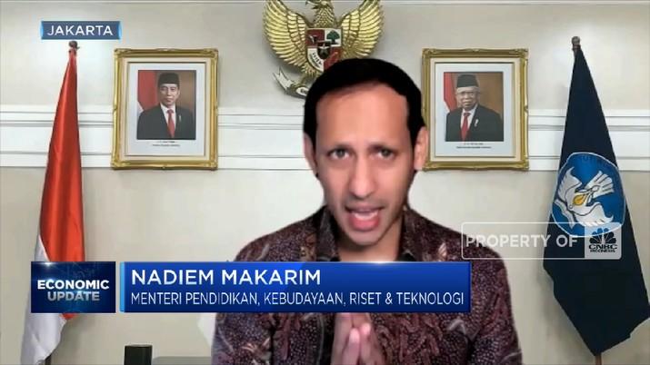 Penjelasan Mendikbud Soal Belajar Tatap Muka  Kala PPKM Darurat(CNBC Indonesia TV)