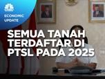 Sofyan Djalil Targetkan Semua Tanah Sudah Terdaftar di 2025