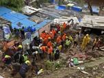 Tragis, 30 Orang Meninggal Saat Longsor di Mumbai India