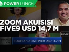Zoom Akuisisi Five9 Senilai USD 14,7 Miliar