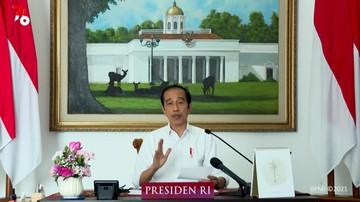 Jokowi: RI Butuh Napas Panjang Hadapi Pandemi Covid-19 thumbnail