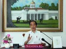 Jokowi: RI Butuh Napas Panjang Hadapi Pandemi Covid-19