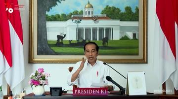 Jokowi Tinjau Rumah Oksigen Berkapasitas 500 Pasien di Jaktim thumbnail