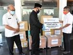 Perangi Pandemi, PTBA Salurkan Bantuan Rp 30,5 M Hingga Juni