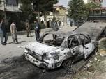 Istana Presiden Afghanistan Diserang Roket Saat Salat Id