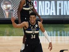 Selamat! Milwaukee Bucks Juara NBA Musim 2020-2021