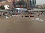 Horor Banjir China, Warga Tewas Terjebak di KRL Bawah Tanah