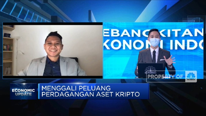 Gali Peluang Perdagangan Aset Kripto Bersama Tokocrypto (CNBC Indonesia TV)