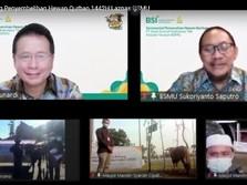 Idul Adha 1442H, BSI Salurkan Lebih Dari 3.000 Hewan Kurban